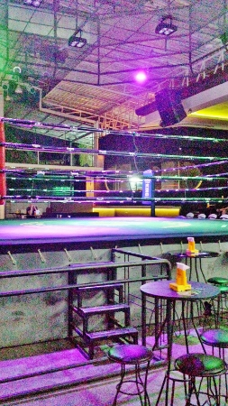 Chaweng Stadium Ko Samui ring pre fights