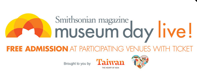 Smithsonian Museum day live 2014