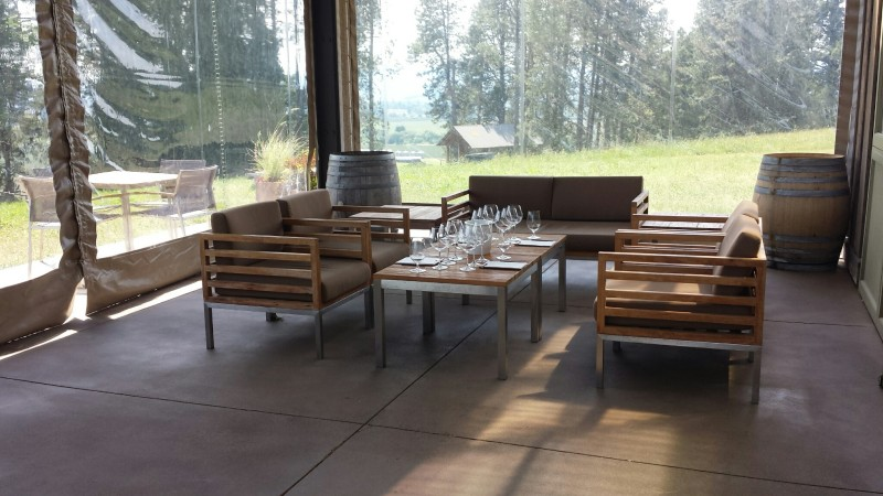 Soter Vineyards sit down tasting Willamette Valley