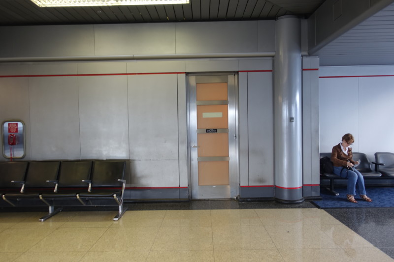 american airlines flagship lounge chicago backdoor