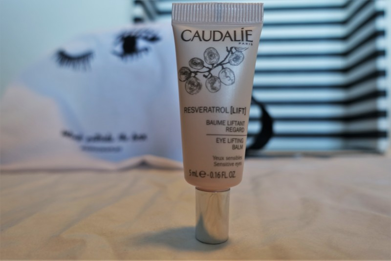Sephora Play Box August 2016 Caudalie eye lifting balm