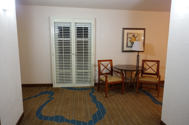 Sheraton Old San Juan Hotel Review Governors Suite foyer